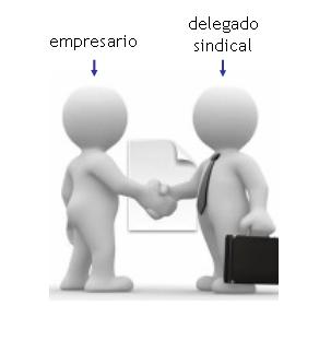 delegado sindical: