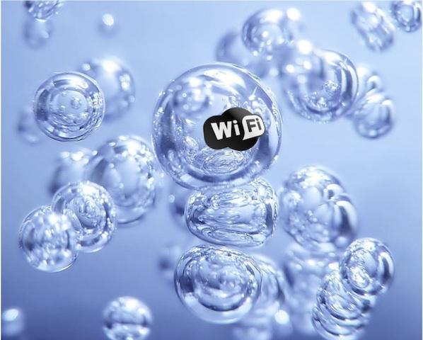 burbuja wifi