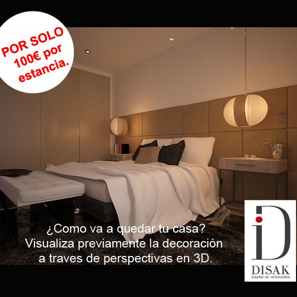 Disak – Diseño de interiores