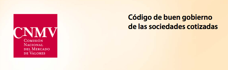 codigo buen gobierno 2015 - cnmv