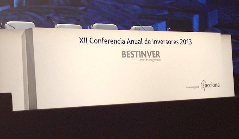 Conferencia Anual Inversores Bestinver (abril 2013)
