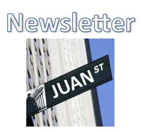 Newsletter Juanst