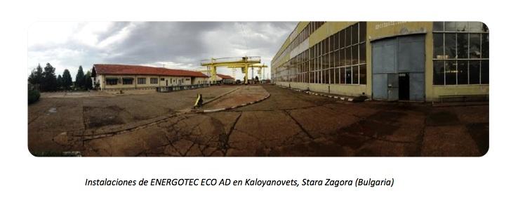 Energotec Eco instalaciones