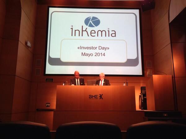 Investor Day de Inkemia (2014)
