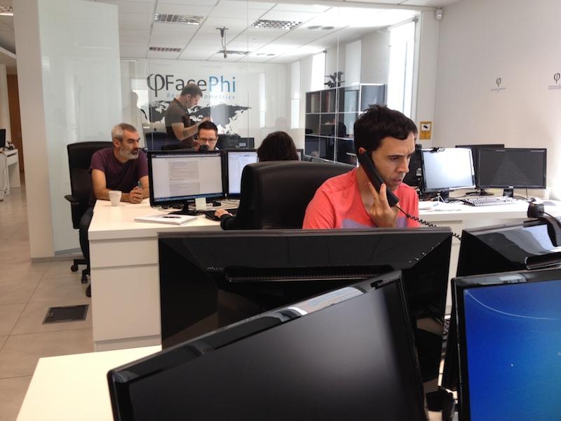 FacePhi oficina