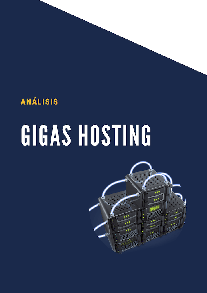 gigas hosting analisis