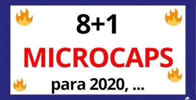 9 microcaps españolas para 2020