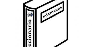 diccionario microcaps