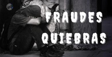 fraudes quiebras
