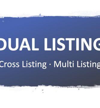 dual listing